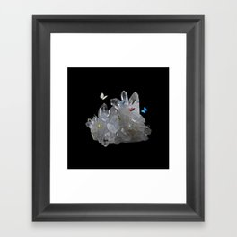 My Home My Soul Framed Art Print