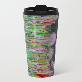 Deconstruct The Conditioned You, Reconstruct The Real You Travel Mug