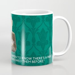 The Lying Detective - Mrs Hudson Coffee Mug
