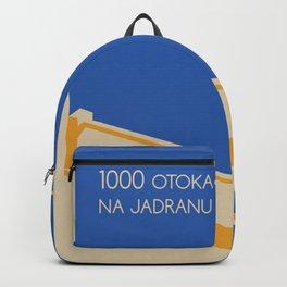 Glory to Yugoslavian design Backpack