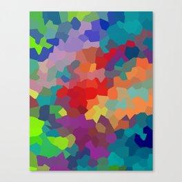 Vibrant Colors Canvas Print