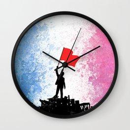 French Revolution Wall Clock