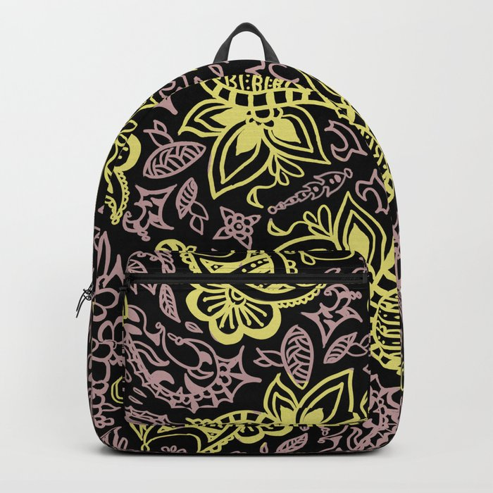 Bee-pink Backpack