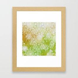 Mandala Inspiration 44 Framed Art Print