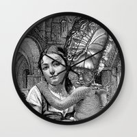 evolution Wall Clocks featuring Evolution by DIVIDUS