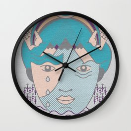 In The Wild Pt.1 Wall Clock