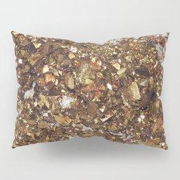 Champagne & Gold Pillow Sham