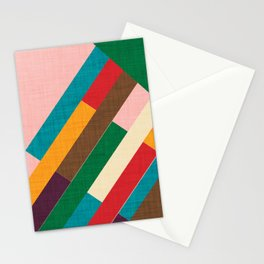 meridian pink Stationery Cards