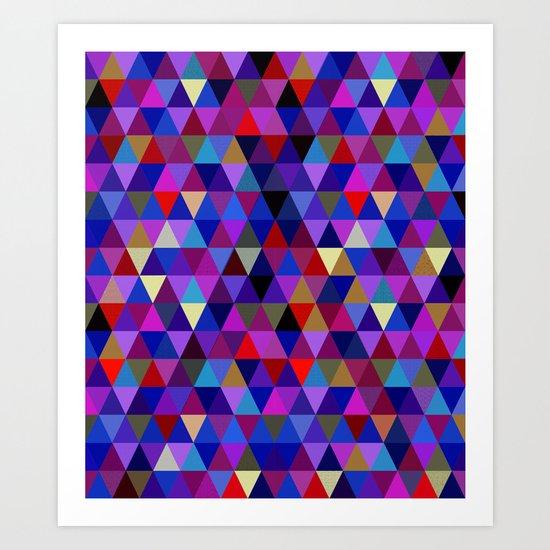 Abstract #212 Art Print