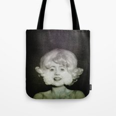 In Heaven Everything is Fine - Eraserhead Tote Bag