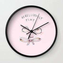 Tiny Wall Clock