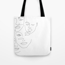 Different beauty Tote Bag