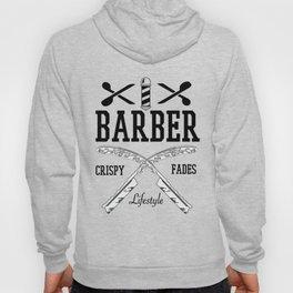 Barber Life | Barbershop Barber T-Shirt Hoody
