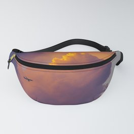 Glowing Escape Fanny Pack