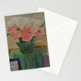 Spring Layers Stationery Cards