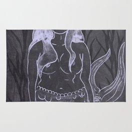 Chalky Mermaid Rug