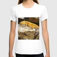 lizard T-shirts featuring Lizard by GardenGnomePhotography