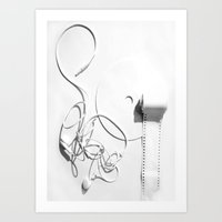 Your Entertainment  Art Print