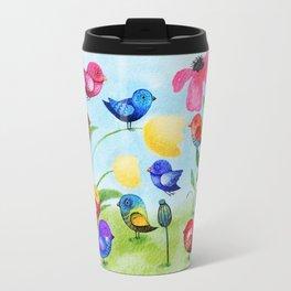 Garden Party Travel Mug