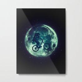 E.T.B. (variant) Metal Print