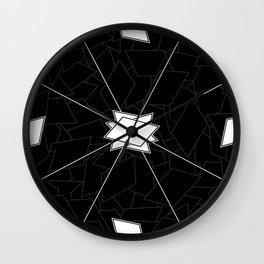 Slum Life Wall Clock