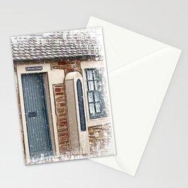 Barometer Cottage Stationery Cards