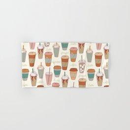 Latte Love Hand & Bath Towel