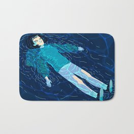 in thoughts Bath Mat