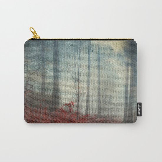 open woodland dreams Carry-All Pouch