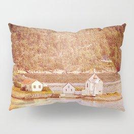 Landscape Vintage  Pillow Sham