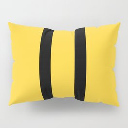 Bruce Bee Bumble Lee Stripes Pillow Sham