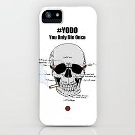 #YODO iPhone Case