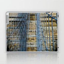 Brooklyn Bridge Laptop & iPad Skin