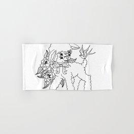 Wholesome Lamb Hand & Bath Towel