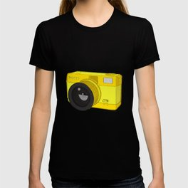 Fisheye Camera T-shirt