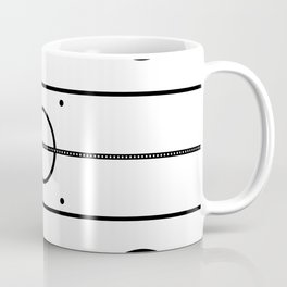 Ice Hockey Rink Coffee Mug