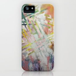 Stained Art iPhone Case