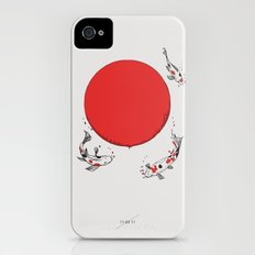 Koi and Sun iPhone (4, 4s) Slim Case