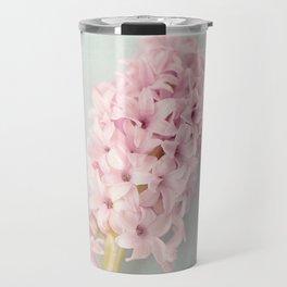 Textured Hyacinth Travel Mug