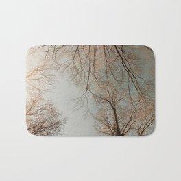 The Trees - Crisp Fall Bath Mat