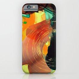 Accident iPhone Case