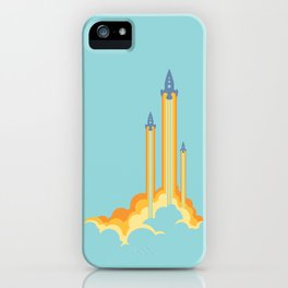 Lift-off! iPhone Case
