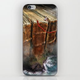 Cliffhanger iPhone Skin