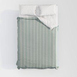 Minimal Line Curvature VII Duvet Cover