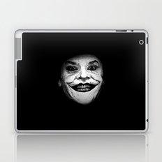 Jack Nicholson as The Joker - Pencil Sketch Style Laptop & iPad Skin