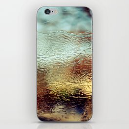 windshield life iPhone Skin