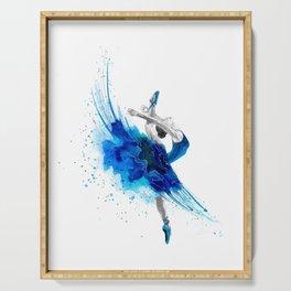 Ballet Serving Tray