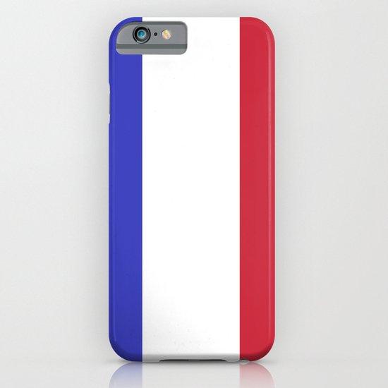 France - Minimalist iPhone & iPod Case
