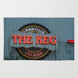 The Keg Rug