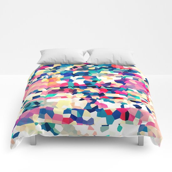 STRIPES MIX #2 Comforters